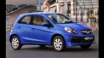 Honda deve deixar Vezel longe da Índia para lançar crossover baseado no Brio