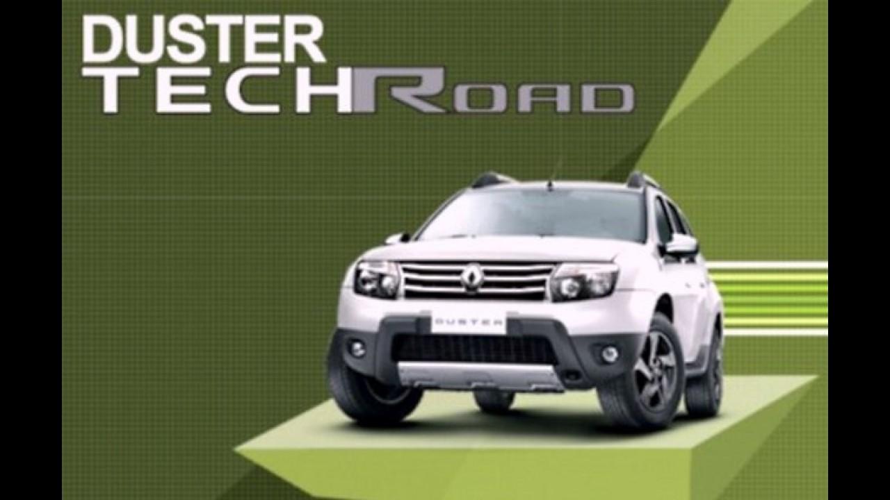 Renault Duster edição TechRoad terá preços a partir de R$ 54.800