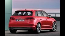 Audi A3 Sportback é revelado: Veja os detalhes e galeria de fotos