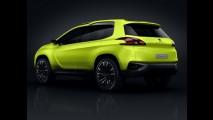 Oficial: Primeiras imagens do Peugeot 2008 Concept, conceito que antecipa futuro crossover