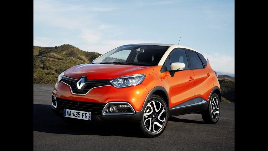 Renault planeja Captur cupê e crossover grande para substituir Espace