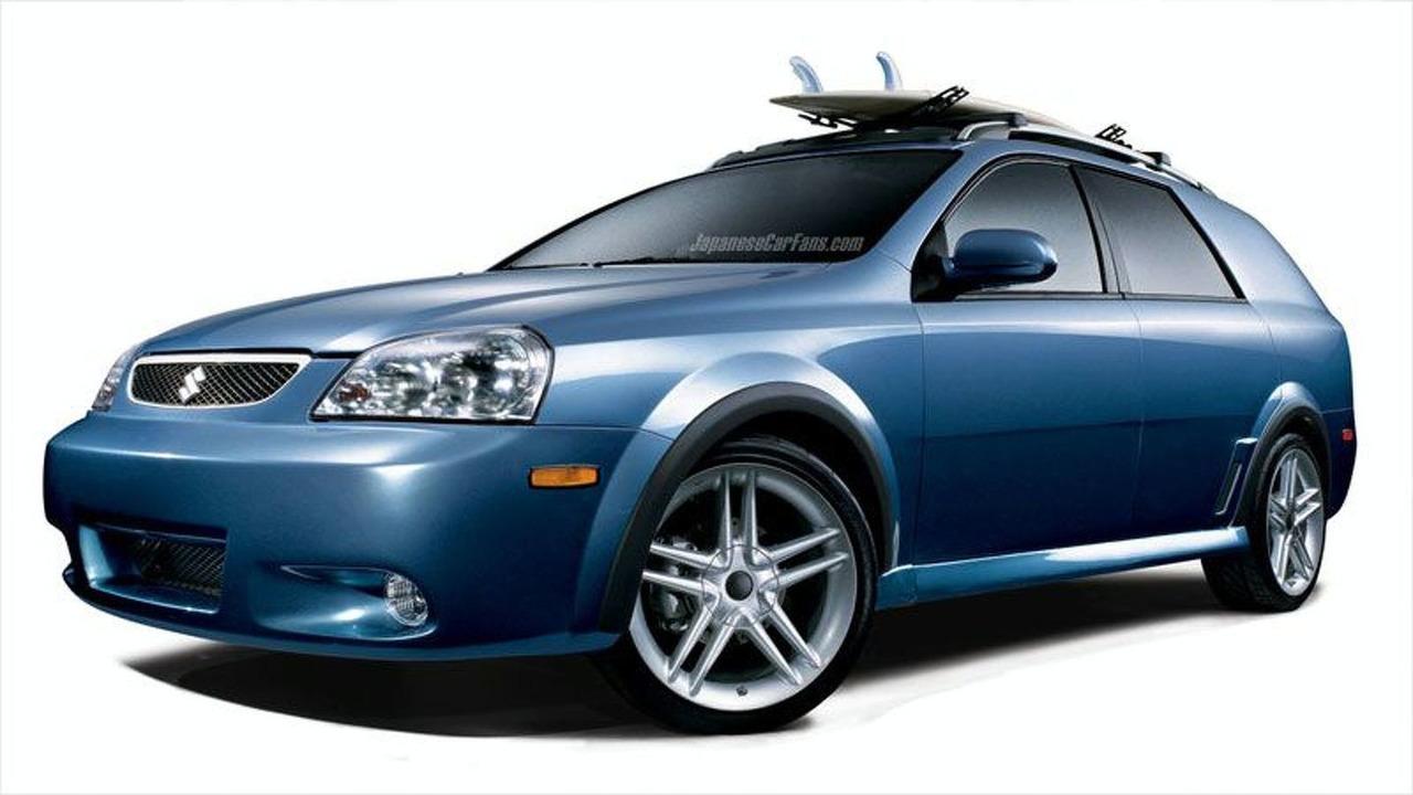 Suzuki Sea Forenza Wagon Concept