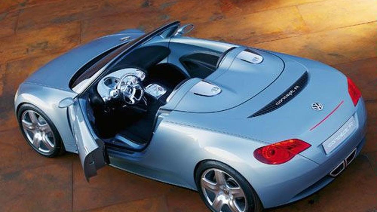 VW Concept R Prototype