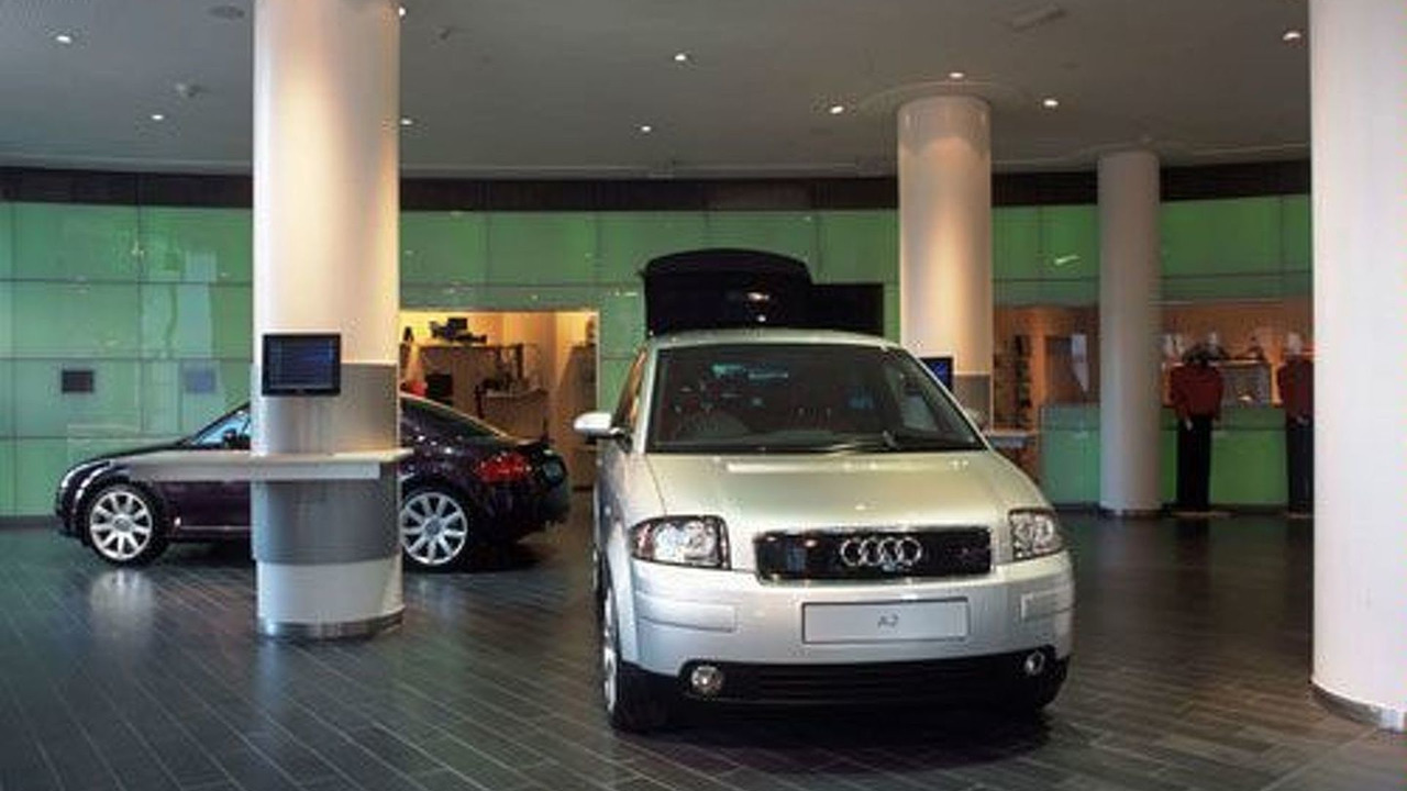 Audi Forum London