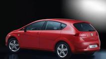New 2005 Seat León Rear side view