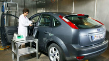 New Ford Focus Allergy Tested Interior