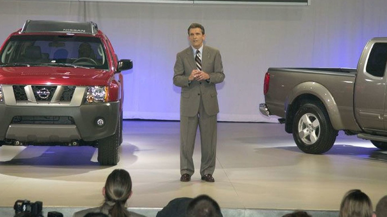 Nissan at 2005 NAIAS