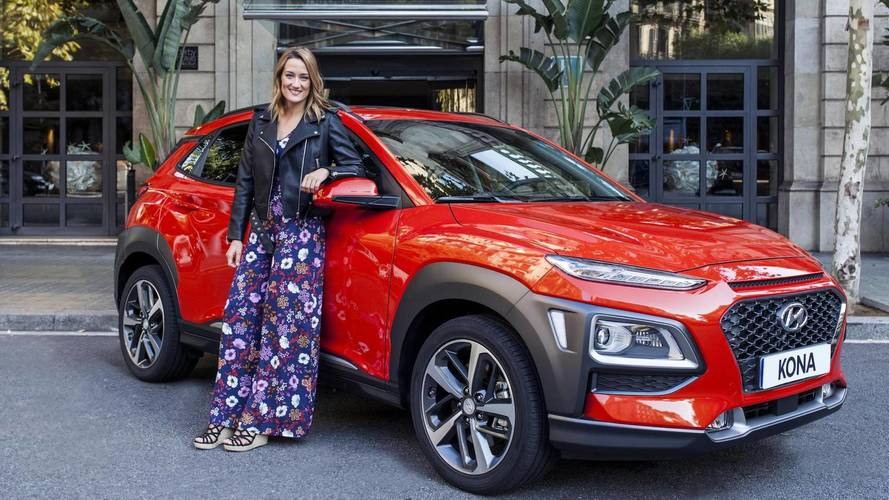 Mireia Belmonte, nueva embajadora de Hyundai España
