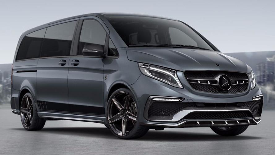 Le Mercedes-Benz Classe V revisité par TopCar