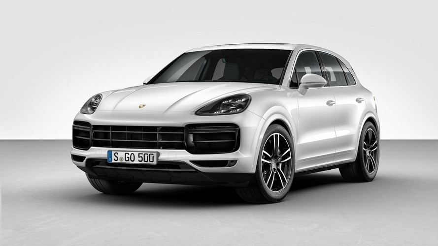 Porsche Says Its Cars Don't Have Grilles, Just Air Intakes