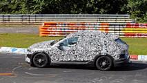 Audi E-Tron Quattro Nürburgring casus fotoğrafları
