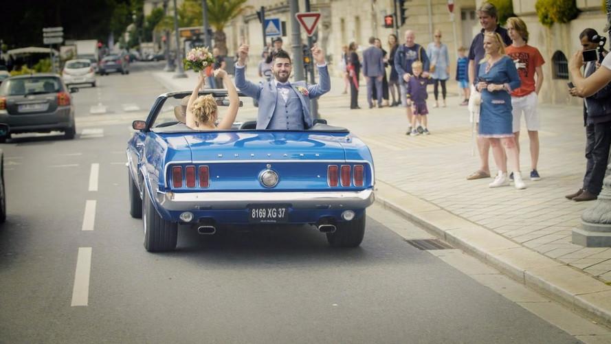 Ford Mustang : la reine des mariages ?