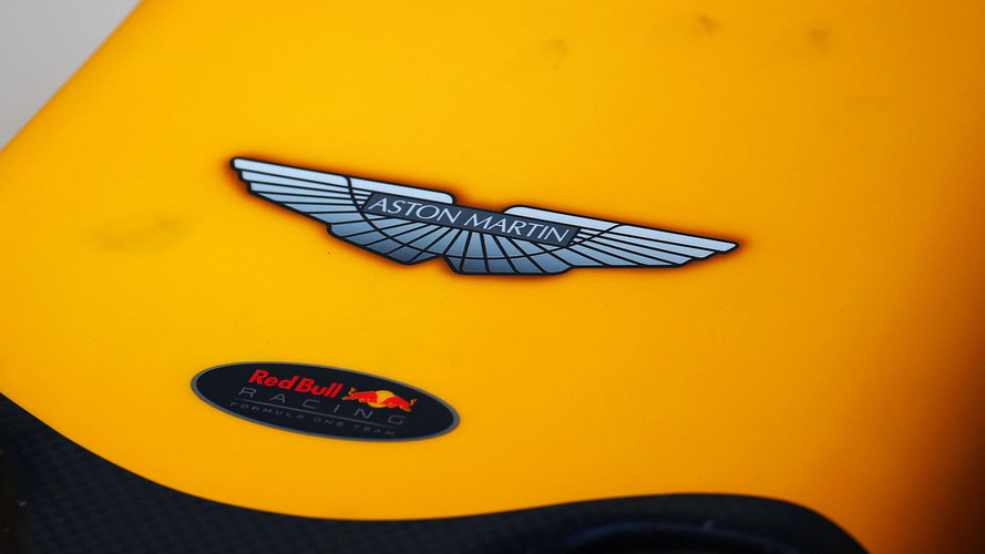 Aston Martin Set To Be Red Bull's F1 Title Sponsor In 2018