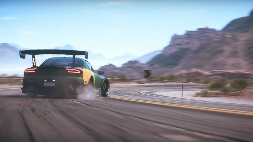 Need For Speed Payback fragmanı geldi