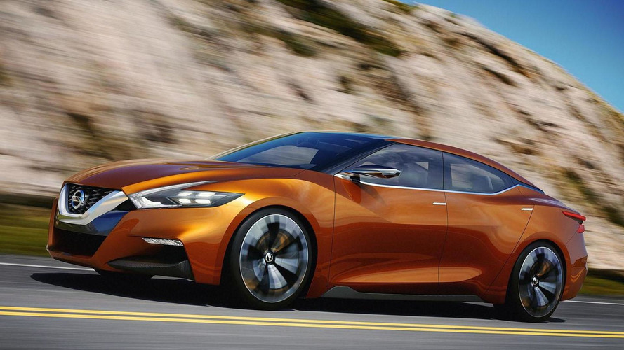 2015 Nissan Maxima to go on sale this fall, resemble the Sport Sedan concept - report