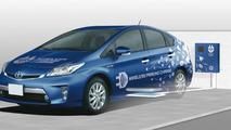Toyota wireless charging technology