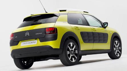 Citroën - Un C4 Cactus restylé sans airbump ?