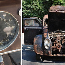 This Barn Find Chrysler Airflow Tells an Interesting Story
