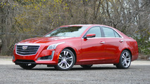 2016 Cadillac CTS Vsport: Review