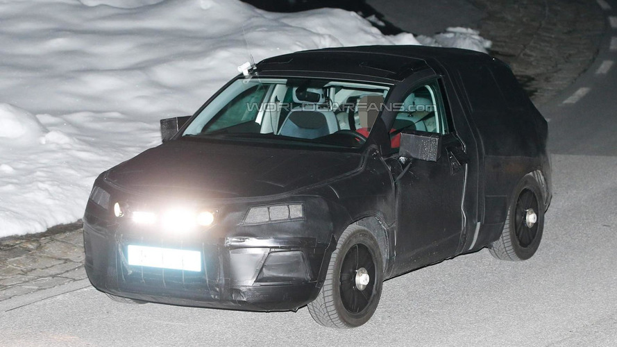 SEAT 20V20 production version spied for the first time (18 pics)