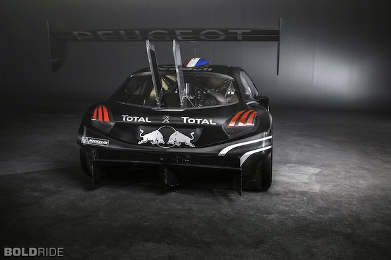 Peugeot Returns to Pikes Peak with 208 T16