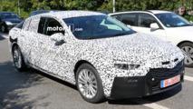 2017 Opel Insignia spy photos 2