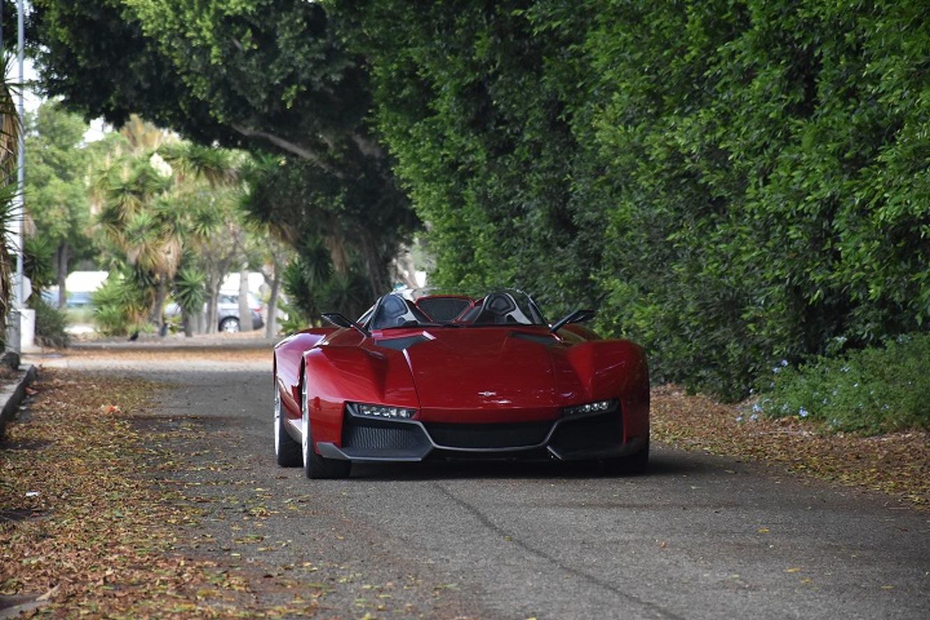 Rezvani Beast Speedster First Drive: It has an addictive personality