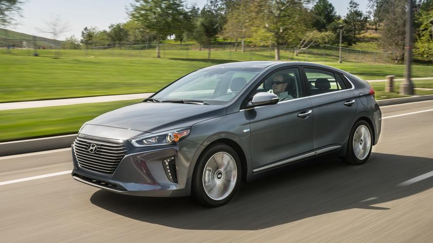 Hyundai Ioniq EV'nin tahmini menzili 200 km