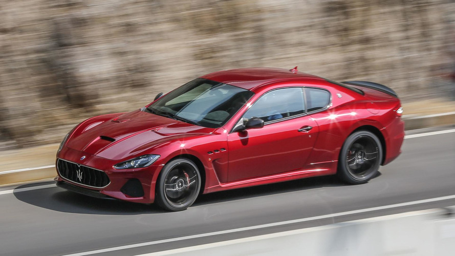 2017 Maserati Granturismo 0 60 >> 2018 Maserati GranTurismo First Drive: Resounding Revival