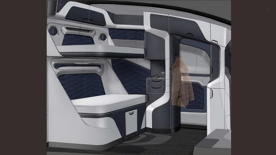 Nikola Shows New Renderings Of Hydrogen Truck Interior