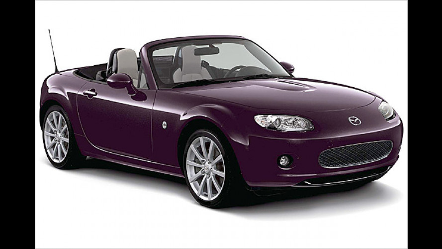 Offener Sonnengott: Mazda MX-5 als Sondermodell Mithra