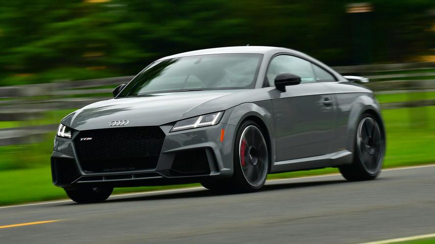 2018 Audi TT RS İlk Sürüş İncelemesi