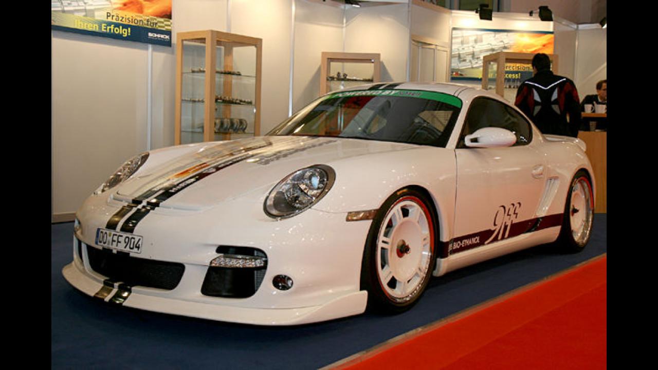 9FF Porsche Cayman CT78