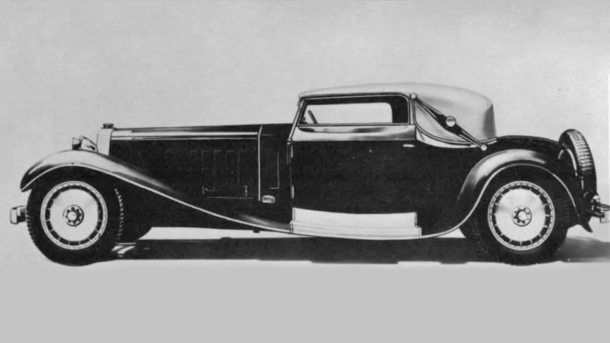 1927 - Bugatti Royale