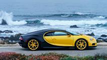 Bugatti Chiron USA