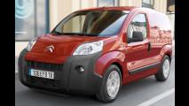 Citroën Nemo: Preise