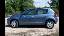 Test: Dacia Sandero