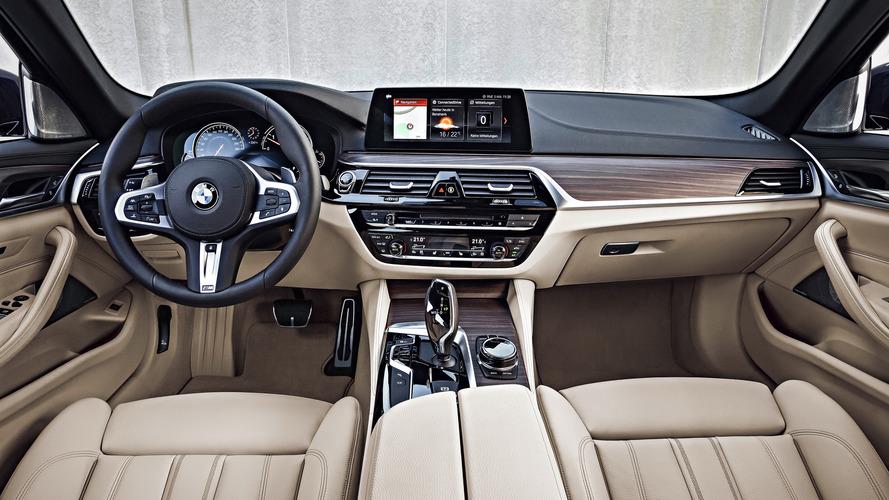 2017 BMW 5 Series Touring