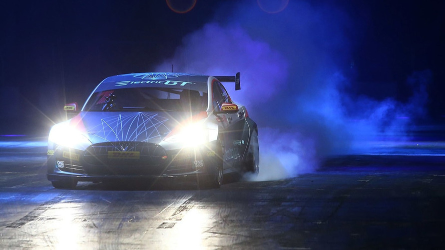 778-hp Tesla Model S for Electric GT does 0-62 mph in two seconds