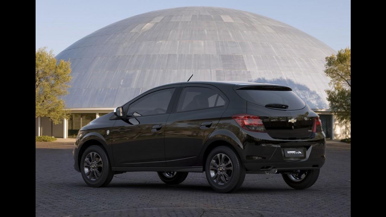 Chevrolet lança Onix Seleção com visual exclusivo por R$ 44.390