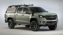 Chevy Colorado Z71 Hurley konsepti