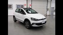 Volkswagen revela novas versões para up!, Gol e CrossFox