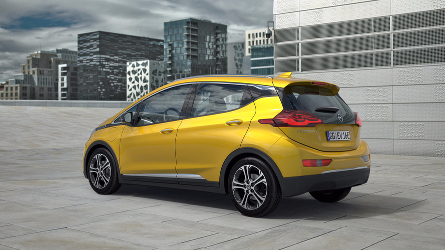 Opel Ampera-e European market launch starts in EV hungry Norway