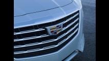 Marca de luxo da GM, Cadillac deixa ATS e CTS mais refinados na linha 2017