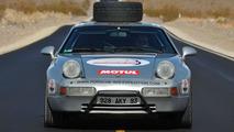 Tour du monde en Porsche 928