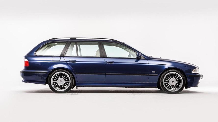 Rare Alpina-tuned BMW 5 Series wagon is a bargain at £18,995