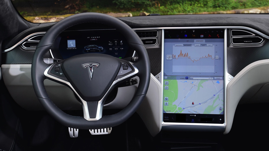 Tesla Model S Infotainment Screen Among Most Distracting Of 30 New Vehicles Tested