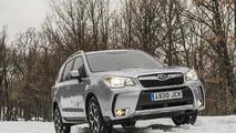 Subaru Forester gris