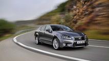 Lexus GS gris