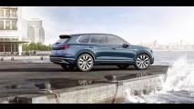 Salão de Pequim: VW T-Prime Concept sugere SUV de luxo acima do Touareg
